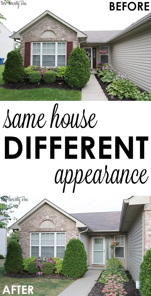 Great curb appeal update!