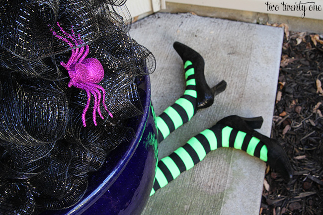 halloween outdoor decoration