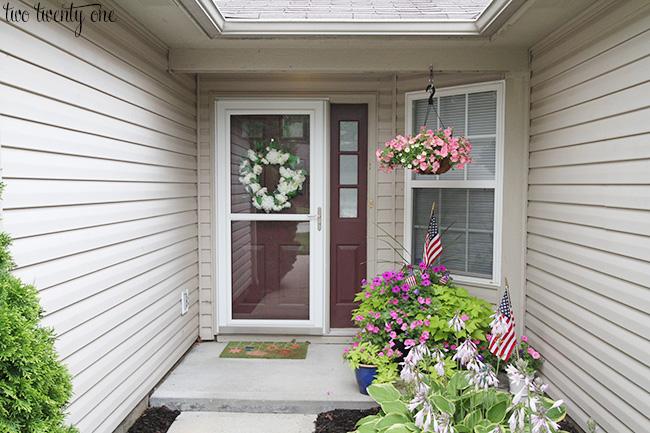 old front door 3