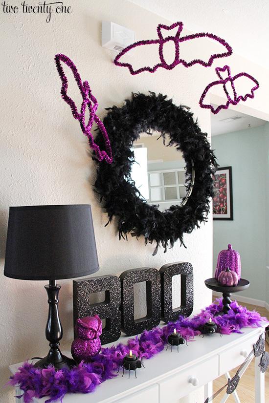 2- halloween entryway 11