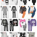 Halloween pajamas for baby