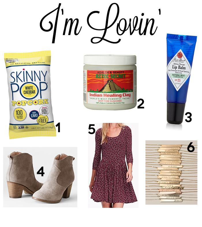 I'm Lovin 1