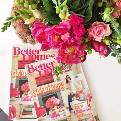 NYC & Better Homes and Gardens Stylemaker 2015