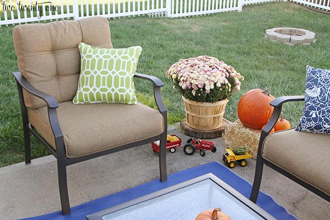 fall back patio
