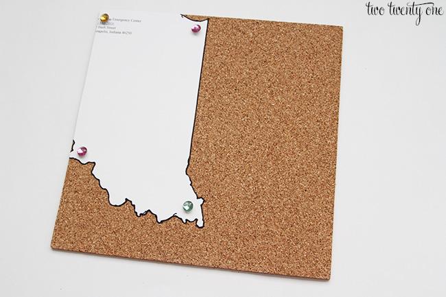 state cork board 7