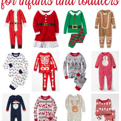 Christmas Pajamas Galore