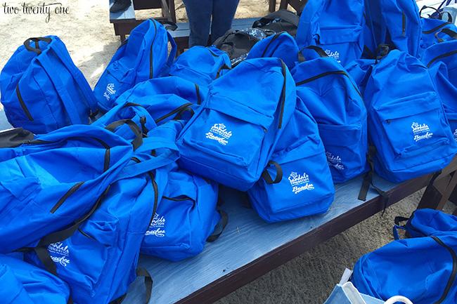 sandals foundation backpacks