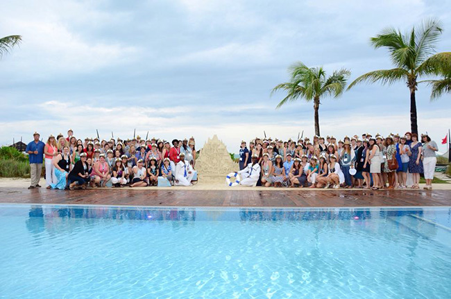 social media on the sand conference 2015