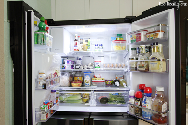 Samsung Flex fridge 3
