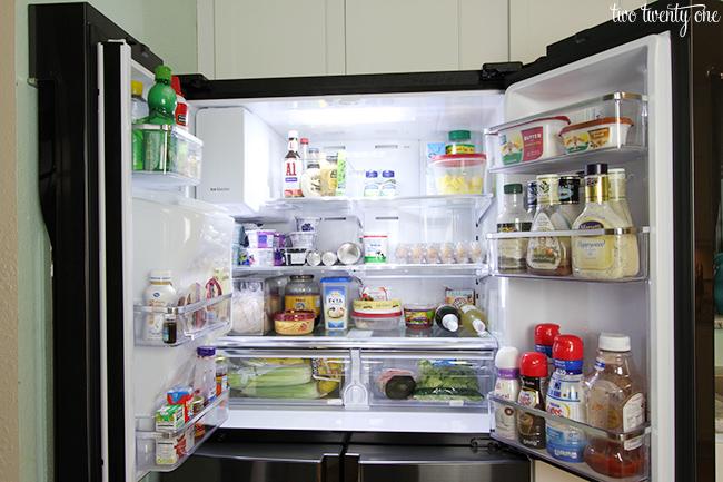 Samsung Flex fridge 3