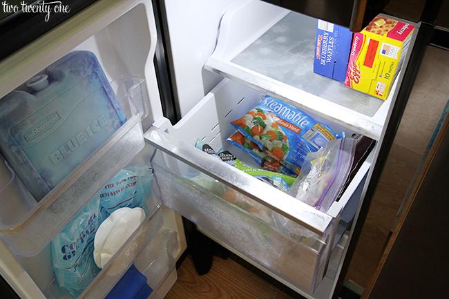 Samsung Flex fridge freezer