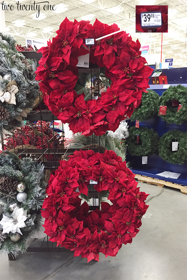 wreath lowes