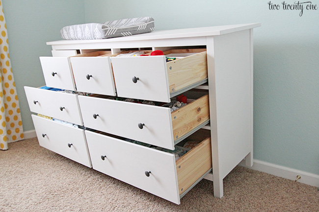 how to anchor ikea dresser