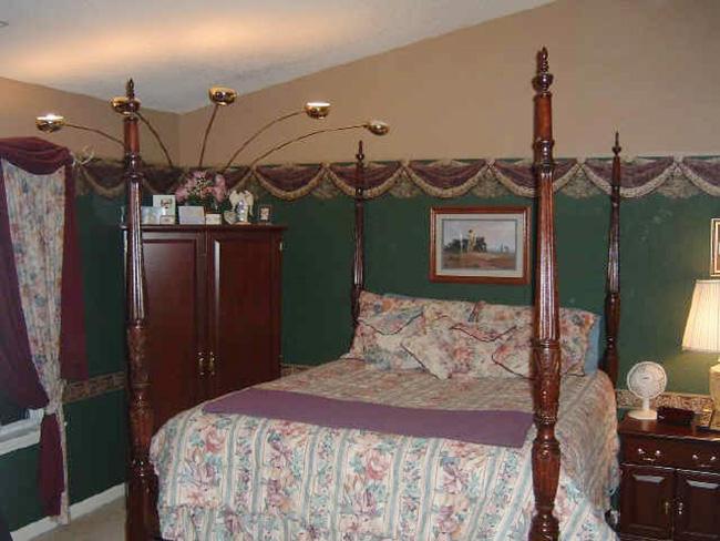master bedroom 2004