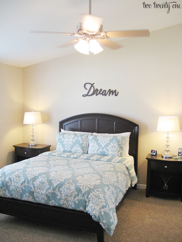 master bedroom 2009-2014