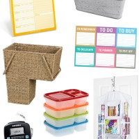 Top 45 organization products chosen by your favorite bloggers!
