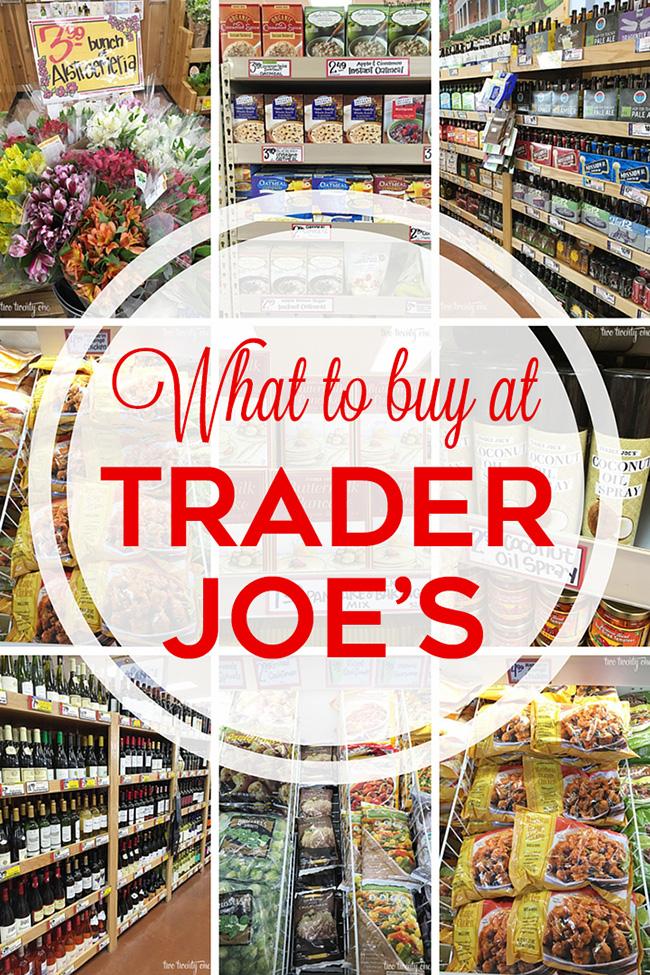 What to Buy at Trader Joe\'s