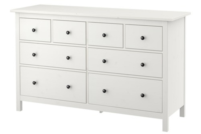 white hemnes dresser bestdressers 2017. Black Bedroom Furniture Sets. Home Design Ideas
