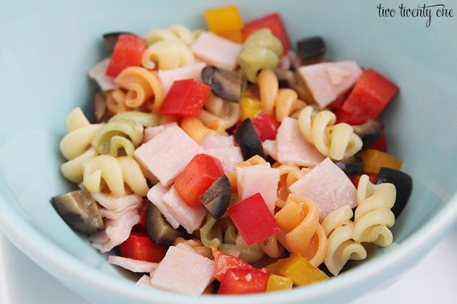 toddler pasta