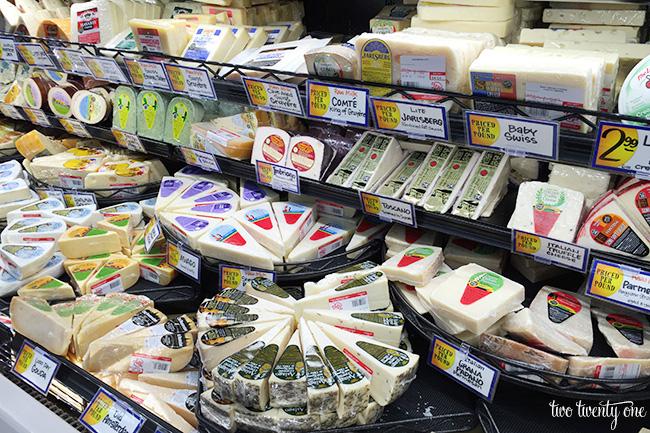 trader joe cheeses