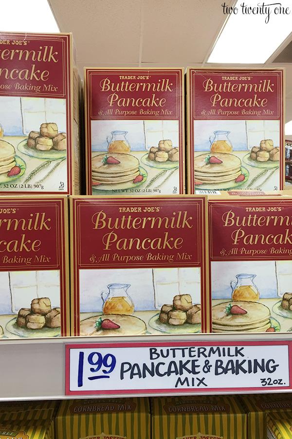 trader joe's pancake mix