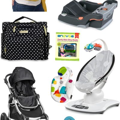 Baby Registry: Gear And Toys