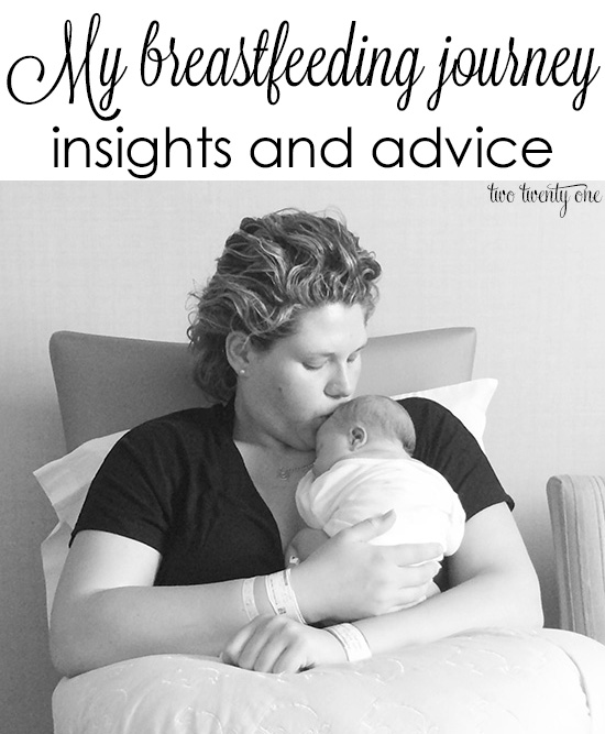 Great insights and advice on breastfeeding!