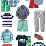 toddler spring clothes