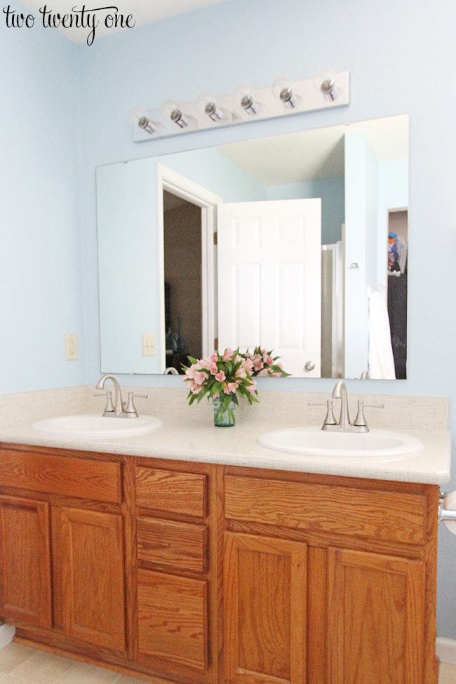 Guest Bathroom Vanity Awesome Best Guest Bathroom Ideas