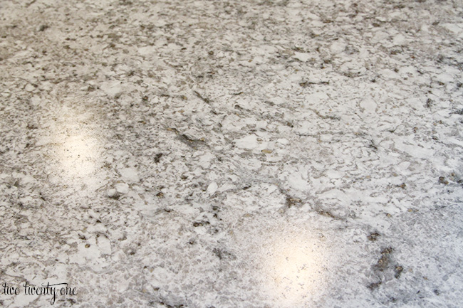 Laminate Countertops Update