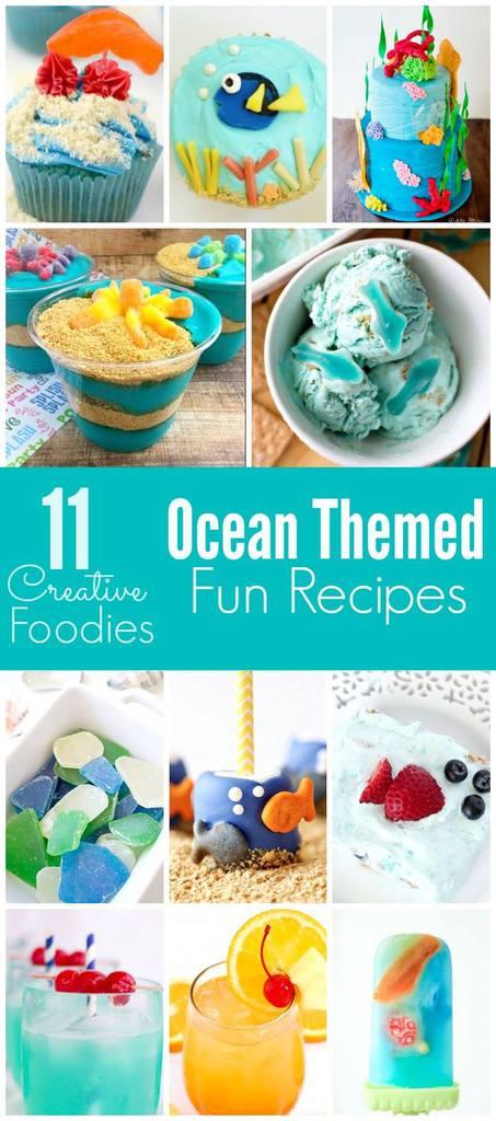 11 Ocean Themed Recipes!
