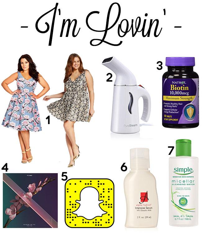 I'm Lovin' by twotwentyone.net