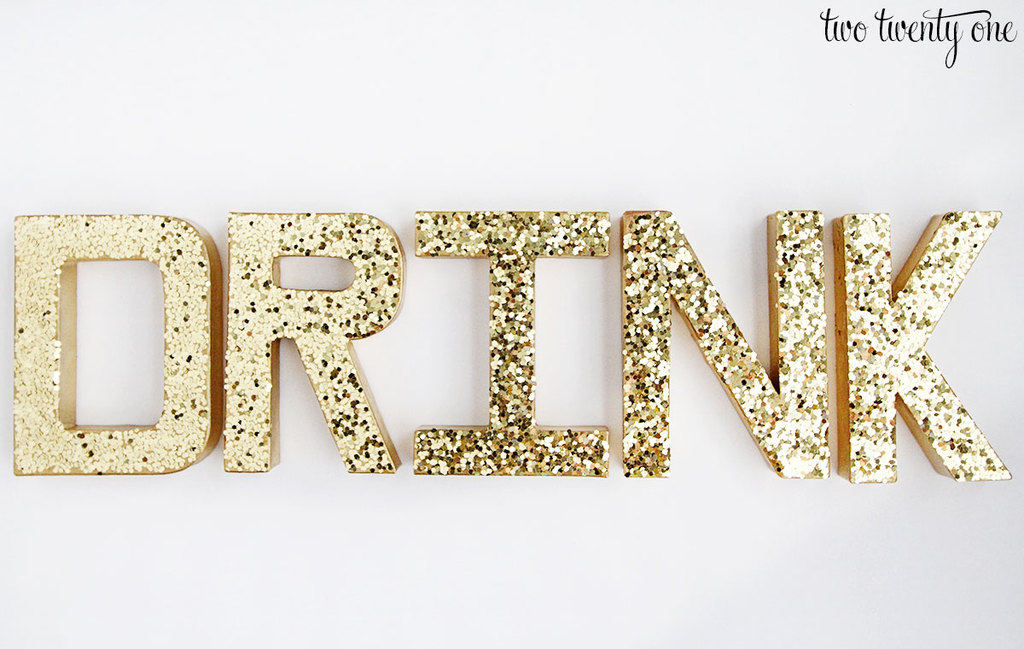 glitter-covered-letters