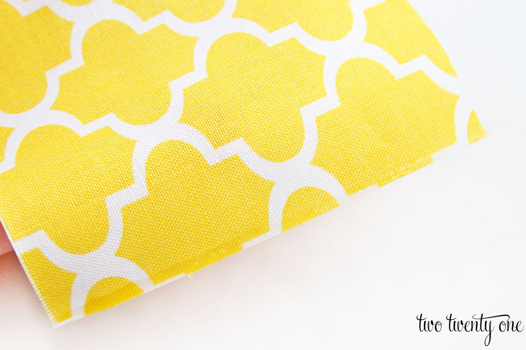 How to make fabric covered koozies!