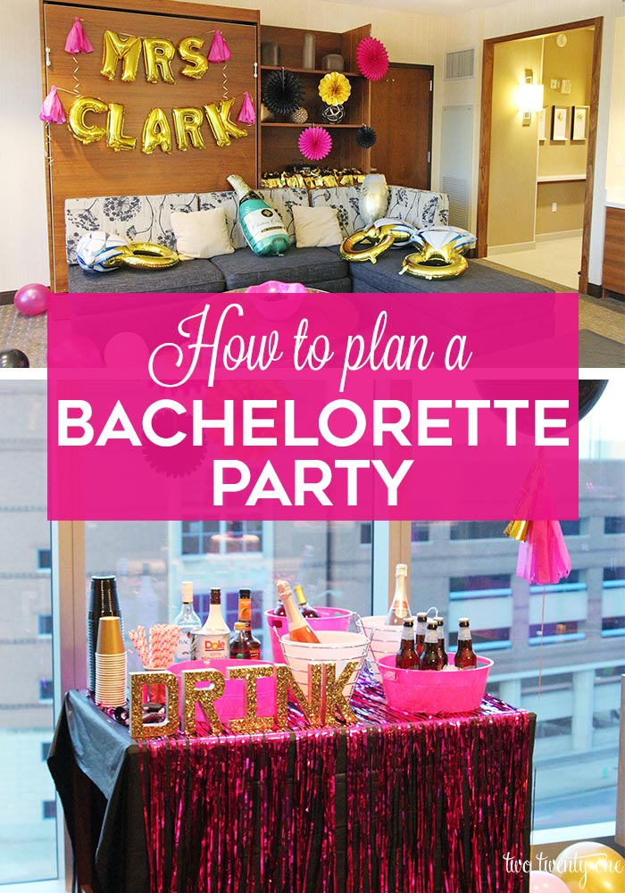 Bachelorette Party Ideas - 10 Awesome Tips