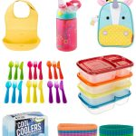 Toddler lunch essentials! Life-saving products to make packing your child's lunch faster and easier!