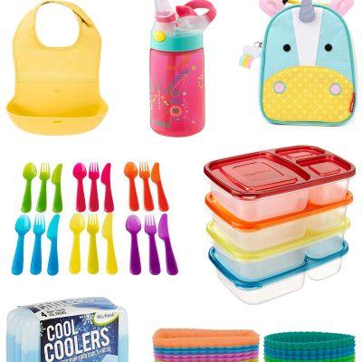 Toddler Lunch Essentials