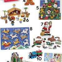Christmas themed toys for kids!