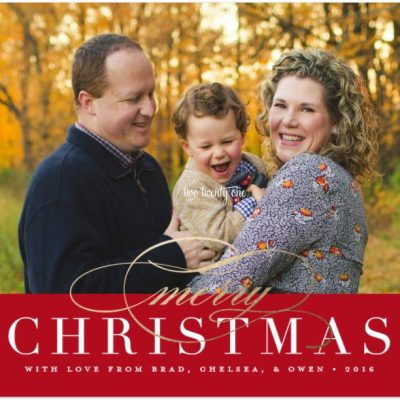 2016 Christmas Cards + Minted Giveaway