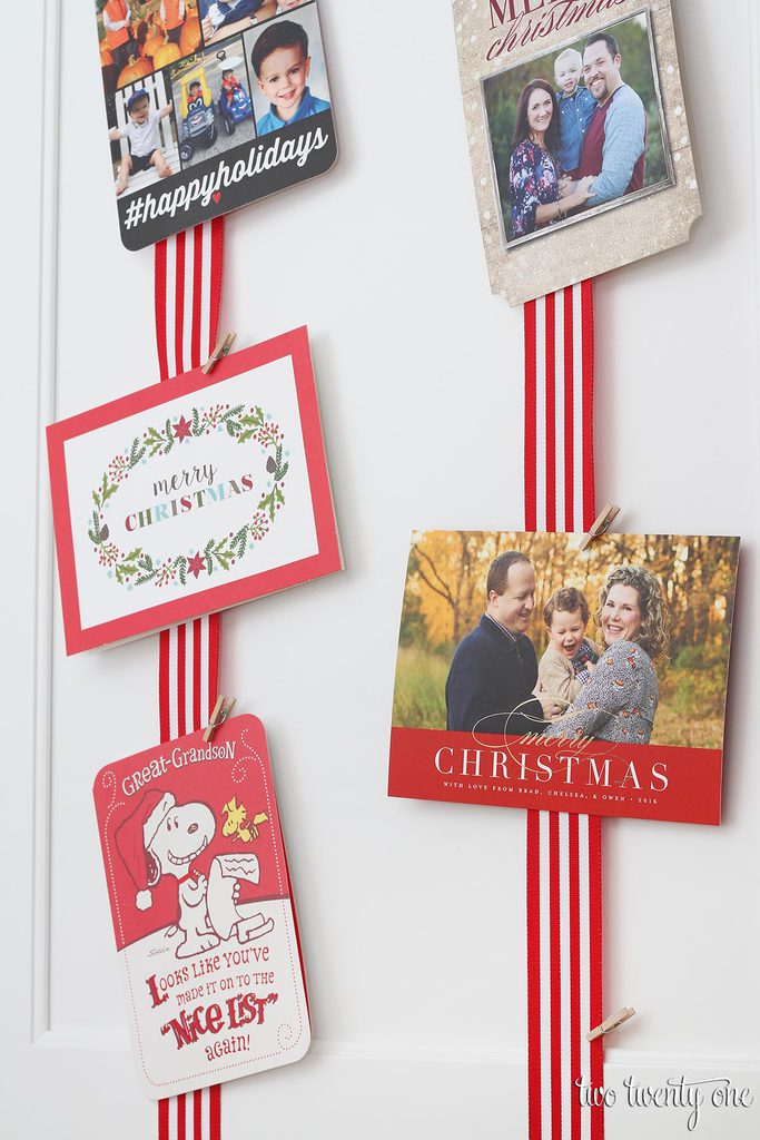 christmas-card-display