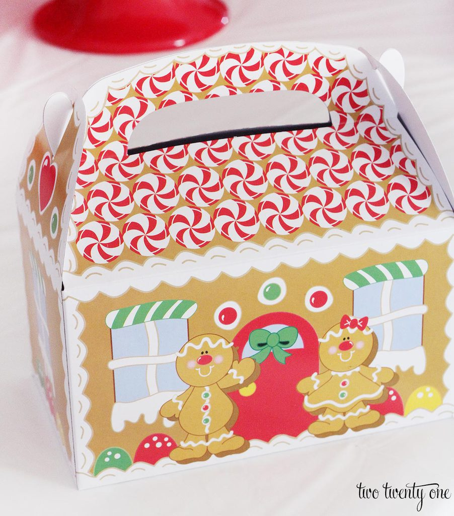 Gingerbread First Birthday Party Perfect For A December