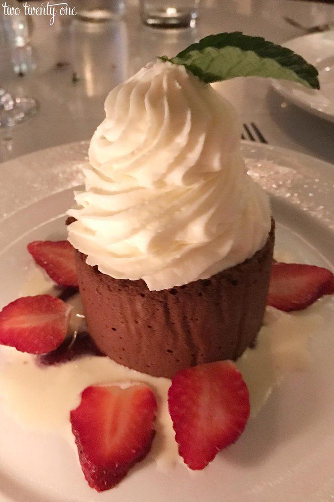 Irene's-chocolate-mousse