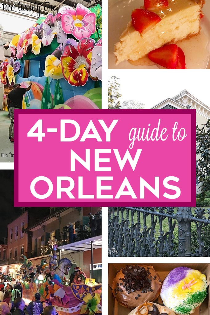 4 Day Guide to New Orleans