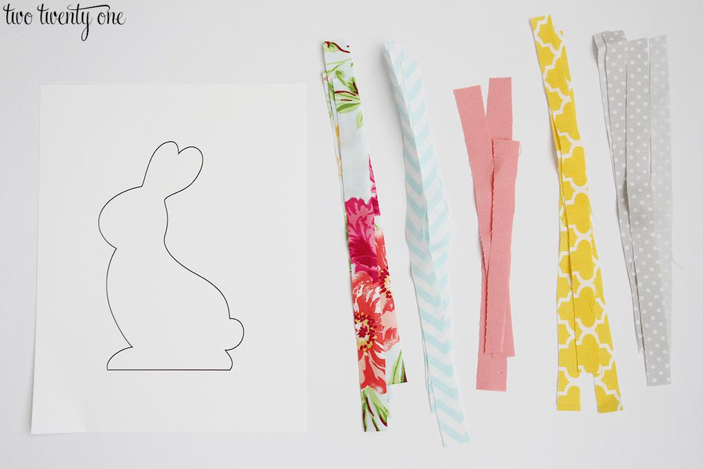 Easy to make spring art! Perfect decor for spring or Easter! This spring art project is inexpensive and easy to make! Excellent for kid craft! popular pin