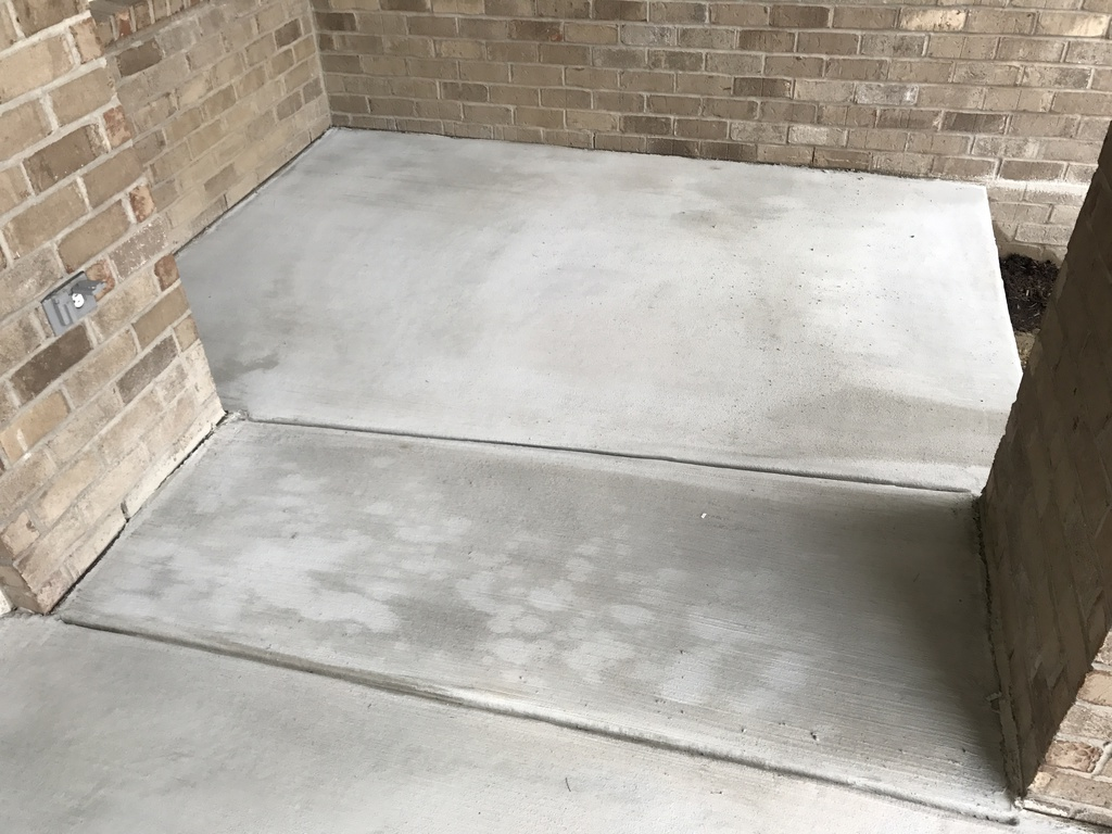 100 calm how to clean concrete multi clean removing ice for Indoor concrete cleaner