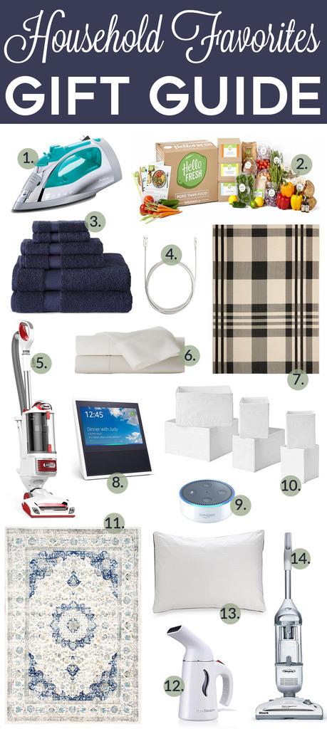 Gift Guide: Household Favorites