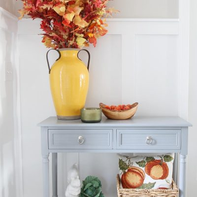 Fall Entryway