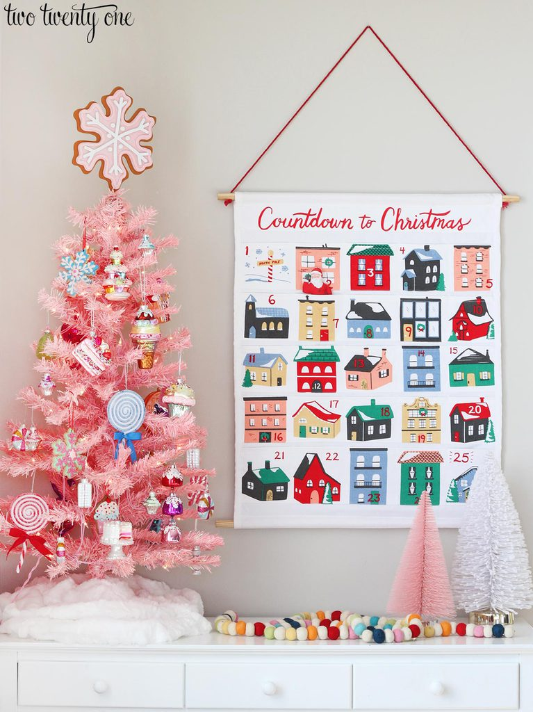 ive teamed up with a group of 25 talented bloggers for the seasonal simplicity home tour every day this week 5 6 bloggers are sharing their holiday - Joann Fabrics Christmas Decorations