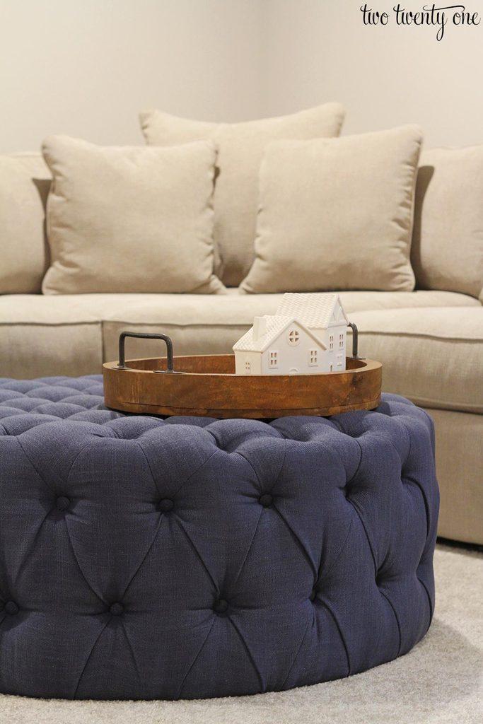 Fantastic The Basement Radley Sectional Ottoman Andrewgaddart Wooden Chair Designs For Living Room Andrewgaddartcom