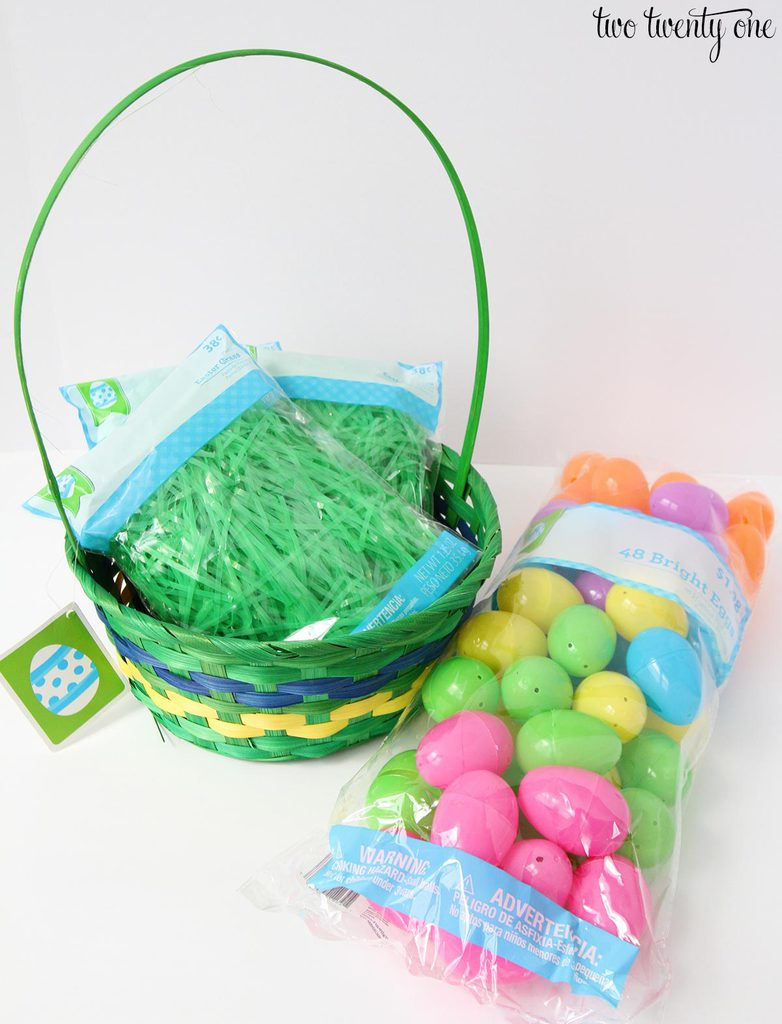 Easter basket ideas for toddlers negle Images